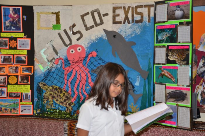 Pyp Exhibition Displays : Pyp exhibition showcases students passions aga khan
