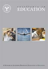 Excellence in Education - 2012 brochure (PDF)