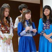 Afghan girls in Hyderabad