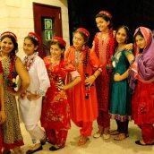 Sharing Tajik culture