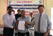 Mahbubnagar first district to launch game changing tech to transform Telangana anganwadis