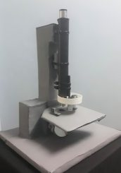 Eco-friendly microscope developed by Khushi